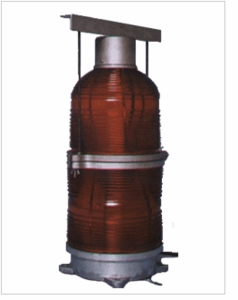 TWR Lighting -  Obstruction Lighting 300 mm BeaconTH FAA Type L-864 Red Incandescent Lighting Systems 240V