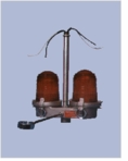 TWR Lighting -  Obstruction Lighting OL2TH FAA Type L-810 Red Incandescent Lighting System 120V