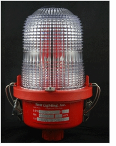 & TWR Obstruction Lighting - OL1(BH) LED FAA Type L-810 - 120V-240V
