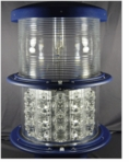 TWR Medium Intensity Obstruction Lighting System - Dual Red/White FAA Type L-864/L-865