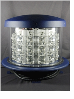TWR Obstruction Lighting -  LED RED FAA Type L-864 Beacon