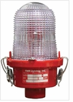TWR Obstruction Lighting - OL1 Cast LED FAA Type L-810 - 48 VDC