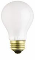 Westinghouse 100A/F/RS - A19 Rough Service Incandescent Light Bulb