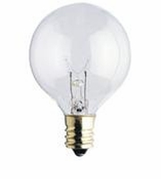 Westinghouse 10G12½CB - G12½ Incandescent Light Bulb