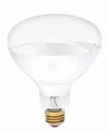 Westinghouse 125R40/HT/EZ R40 Infrared Heat Incandescent Light Bulb