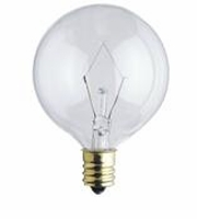 Westinghouse 15G16½/CB - G16½ Incandescent Light Bulb