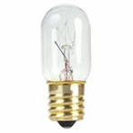 Westinghouse 15T7/IN/CD - T7 Incandescent Light Bulb