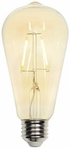 Westinghouse 2.5 Watt ST20 Medium Base Dimmable Filament LED Light Bulb –  03176