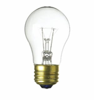 Westinghouse 25A15/2 - A15 Incandescent Light Bulb