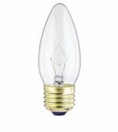 Westinghouse 25B11/130 Torpedo Standard Base Incandescent Light Bulb