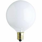Westinghouse 25G16½/OW/CB - G16½ Incandescent Light Bulb