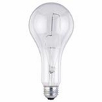 Westinghouse 300PS30 - PS30 Incandescent Light Bulb