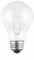 Westinghouse 40A/130 - A19 Incandescent Light Bulb