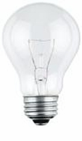 Westinghouse 40A/4 - A19 Incandescent Light Bulb
