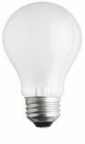 Westinghouse 40A/F/130 - A19 Incandescent Light Bulb
