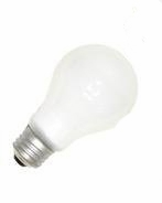 Westinghouse 40A/SW/LL/4 - A19 Incandescent Light Bulb