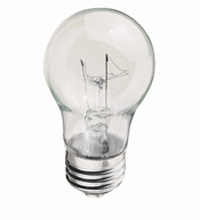 Westinghouse 40A15 - A15 Incandescent Light Bulb