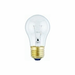 Westinghouse 40A15/IN/FAN/CD2 - A15 Incandescent Light Bulb