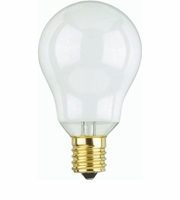 Westinghouse 40A15/SW/IN/FAN/CD2 - A15 Incandescent Light Bulb
