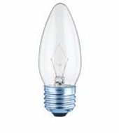 Westinghouse 40B11/EZ/CD2 Torpedo Standard Base Incandescent Light Bulb
