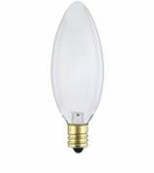 Westinghouse 40B9½/F/CB Torpedo Candelabra Base Incandescent Light Bulb