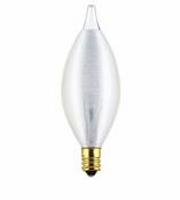Westinghouse 40C11/DECOR/CB/CD Glowescent Decorlite Incandescent Light Bulb