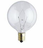 Westinghouse 40G16½/CB/CD2 - G16½ Incandescent Light Bulb