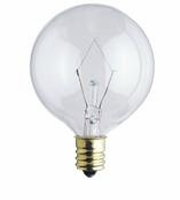 Westinghouse 40G16½/CB - G16½ Incandescent Light Bulb