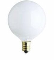 Westinghouse 40G16½/W/CB/130 - G16½ Incandescent Light Bulb