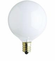 Westinghouse 40G16½/W/CB - G16½ Incandescent Light Bulb