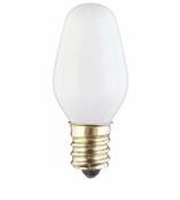 Westinghouse 4C7/W/CB/CD2 - C7 Incandescent Light Bulb