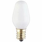 Westinghouse 4C7/W/CB/CD4 - C7 Incandescent Light Bulb
