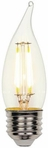 Westinghouse 5 Watt Medium Base Flame Tip Dimmable Filament LED Light Bulb –  03171