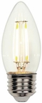 Westinghouse 5 Watt Medium Base Torpedo Dimmable Filament LED Light Bulb – 03169