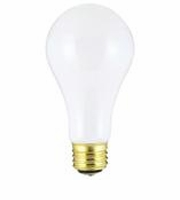 Westinghouse 50/100/150A21/SW - 3-Way A21 Incandescent Light Bulb