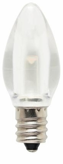 Westinghouse .6 Watt Soft White Clear LED Night Light Bulb – 05110