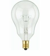 Westinghouse 60A15/CB/FAN/CD2 - A15 Incandescent Light Bulb