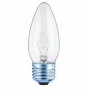 Westinghouse 60B11/EZ/CD2 Torpedo Standard Base Incandescent Light Bulb