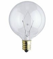 Westinghouse 60G16½/CB/130 - G16½ Incandescent Light Bulb