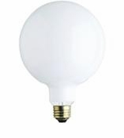 Westinghouse 60G40/W G40 Incandescent Light Bulb