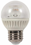 Westinghouse 7 Watt Globe Medium Base Dimmable LED Light Bulb – 03214