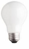 Westinghouse 75A/SW/LL/4 - A19 Incandescent Light Bulb