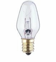 Westinghouse 7C7/CB - C7 Incandescent Light Bulb