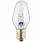Westinghouse 7C7/W/CB/CD2 - C7 Incandescent Light Bulb