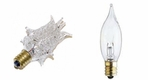 Westinghouse Decorative Specialty Decorlite Incandescent Light Bulbs