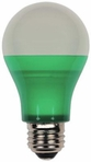 Westinghouse Green 6 Watt Omni A19 Medium Base LED Light Bulb – 03152