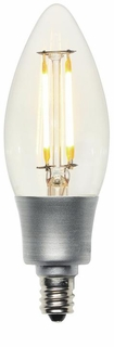 Westinghouse LED 5W Decorative B11 Torpedo Dimmable Filament LED Light Bulb