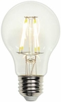 Westinghouse LED 5W 2700K A19 Filament Dimmable LeD Lamp
