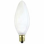Westinghouse Torpedo Candelabra Base Incandescent Light Bulbs