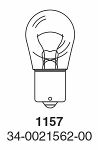 Wheels - 1157 Light Bulb